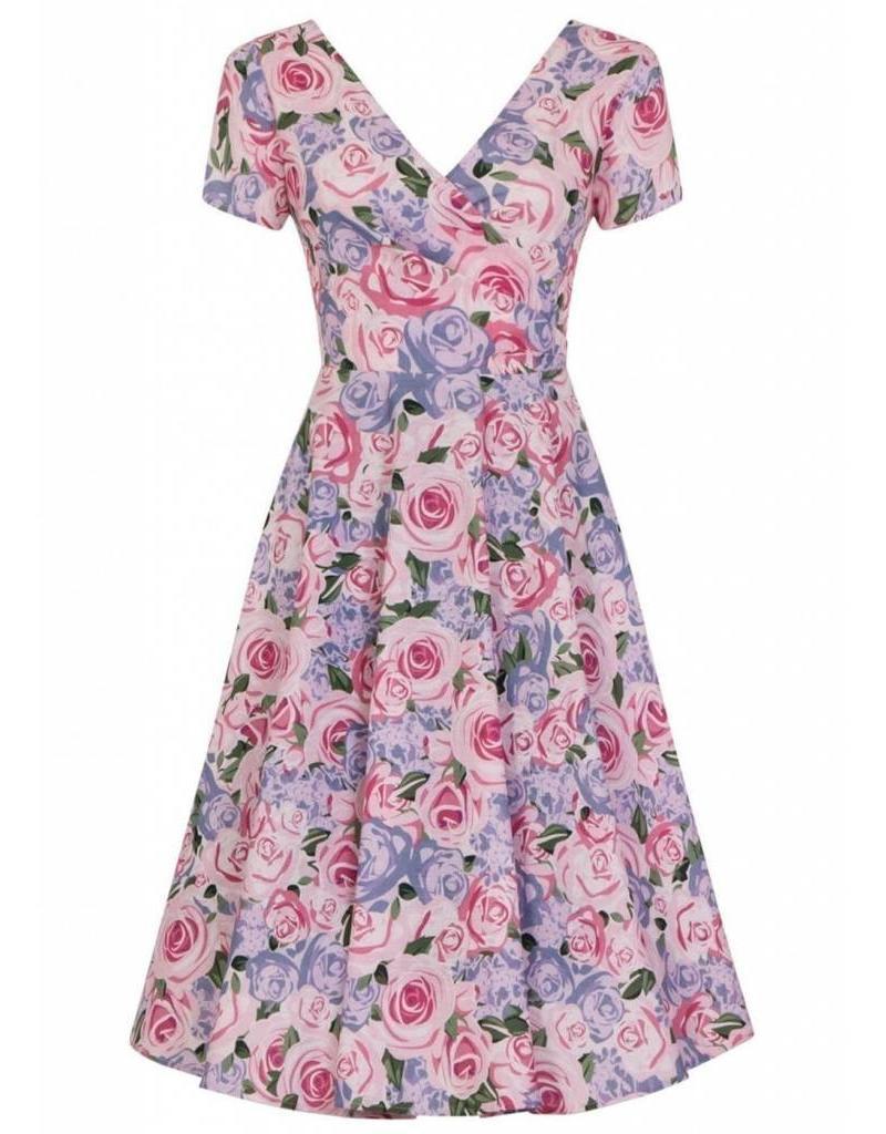 Collectif Maria Country Garden dress