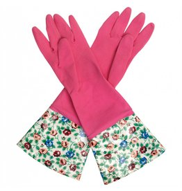Rambling Rose Washing up gloves