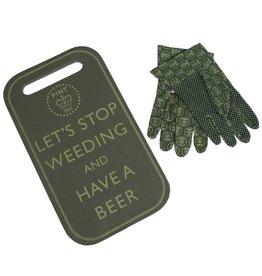 Rex London Gardening Set - have a beer