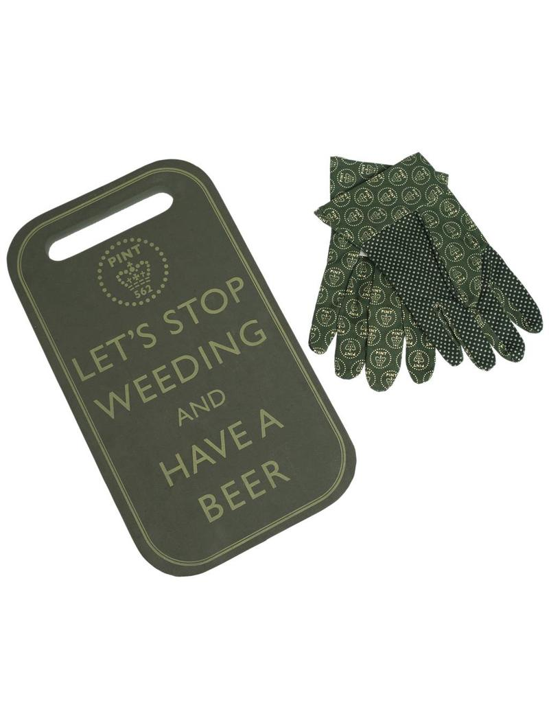 Rex London Gardening Set - have a beer