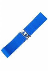 Banned Stretch Belt - Royal Blue