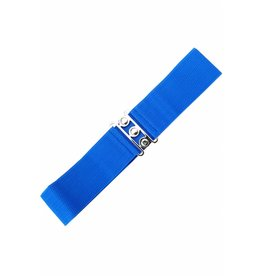 Banned Stretch Belt - Royal Blue