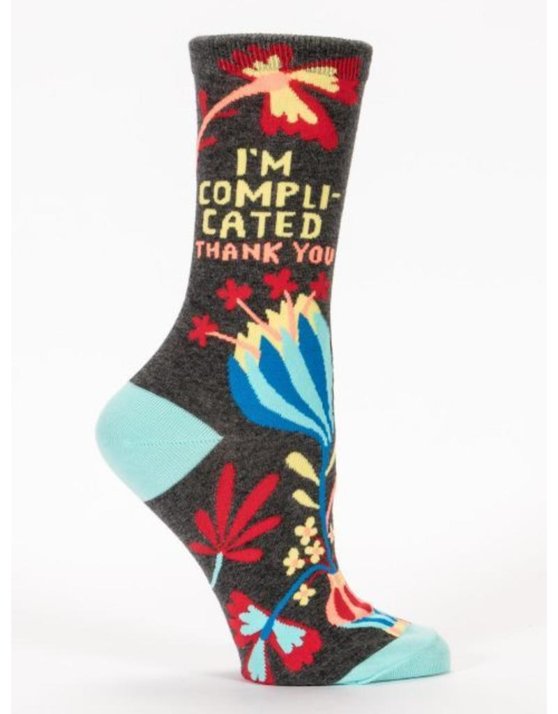 I'm Complicated, Thank You Socks