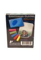 Sticky Notes - Einstein's Gluons