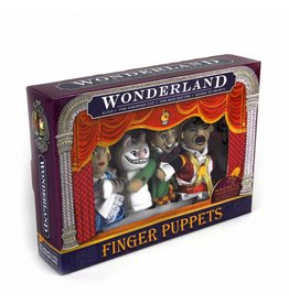 Finger Puppet Set - Wonderland