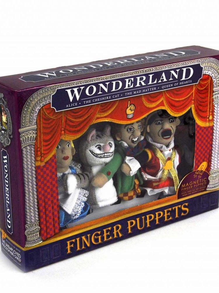 Finger Puppet Set - Wonderland