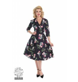 Hearts & Roses Marietta Swing Dress