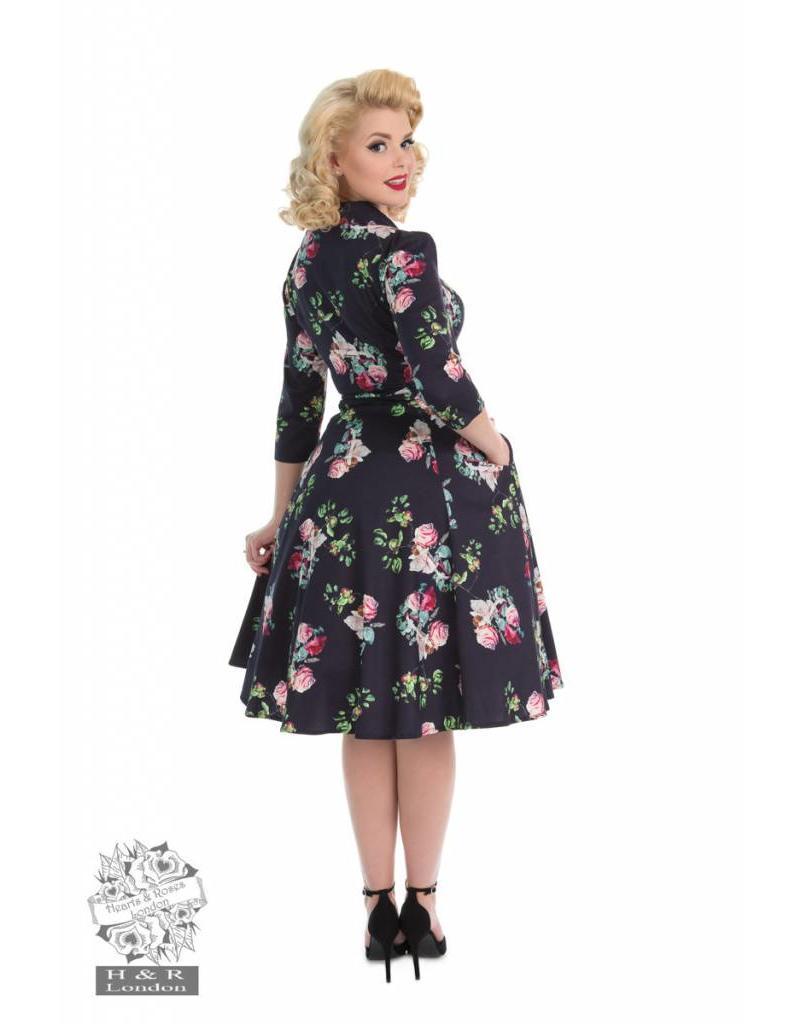 Hearts & Roses Marietta Swing Dress