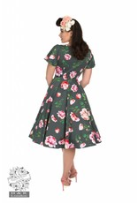 Hearts & Roses Amour Swing Dress