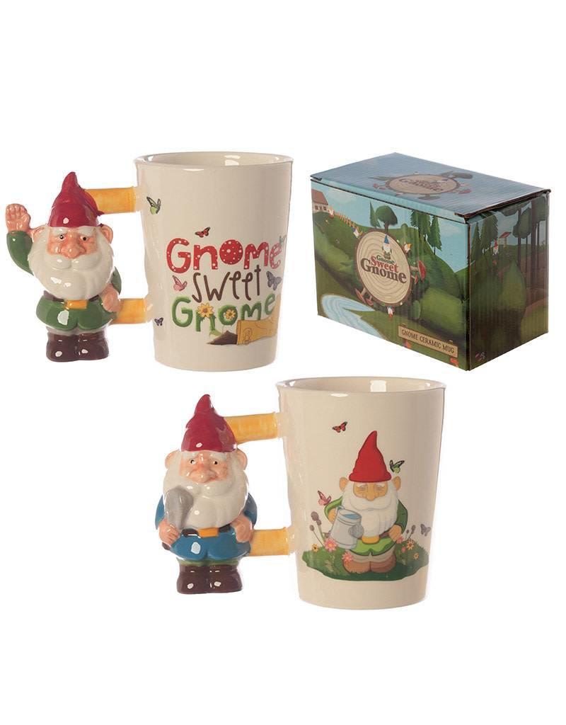 Gnome Sweet Gnome mok