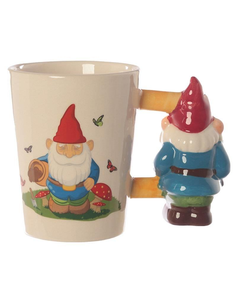 Gnome Sweet Gnome mug