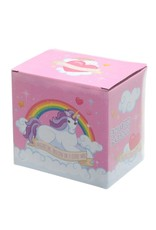 Enchanted unicorn cloud mug