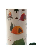 Aluminum water bottle - Camping