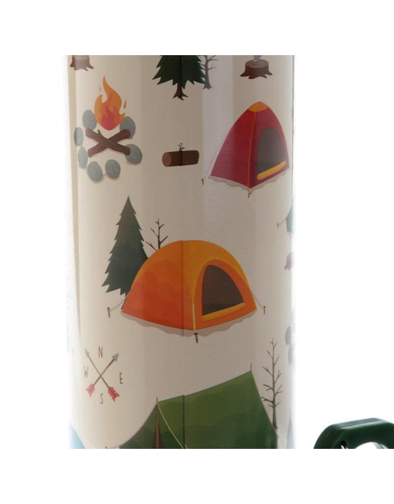 Aluminium water bottle - Camping