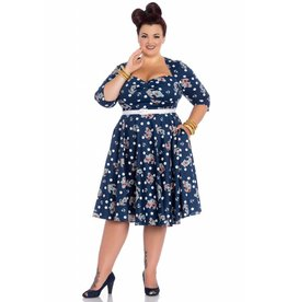 Hell Bunny St Tropez 50s Dress