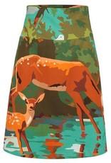Tante Betsy Skirt Vintage Deer