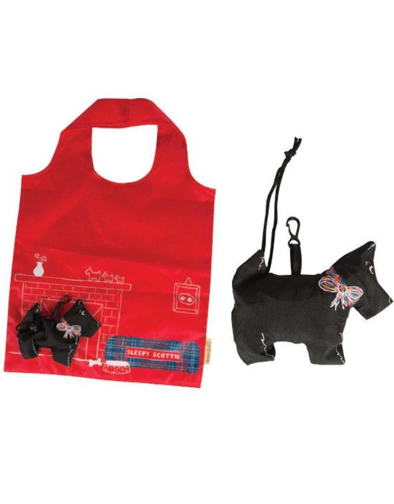 Sass & Belle foldable bag, dog