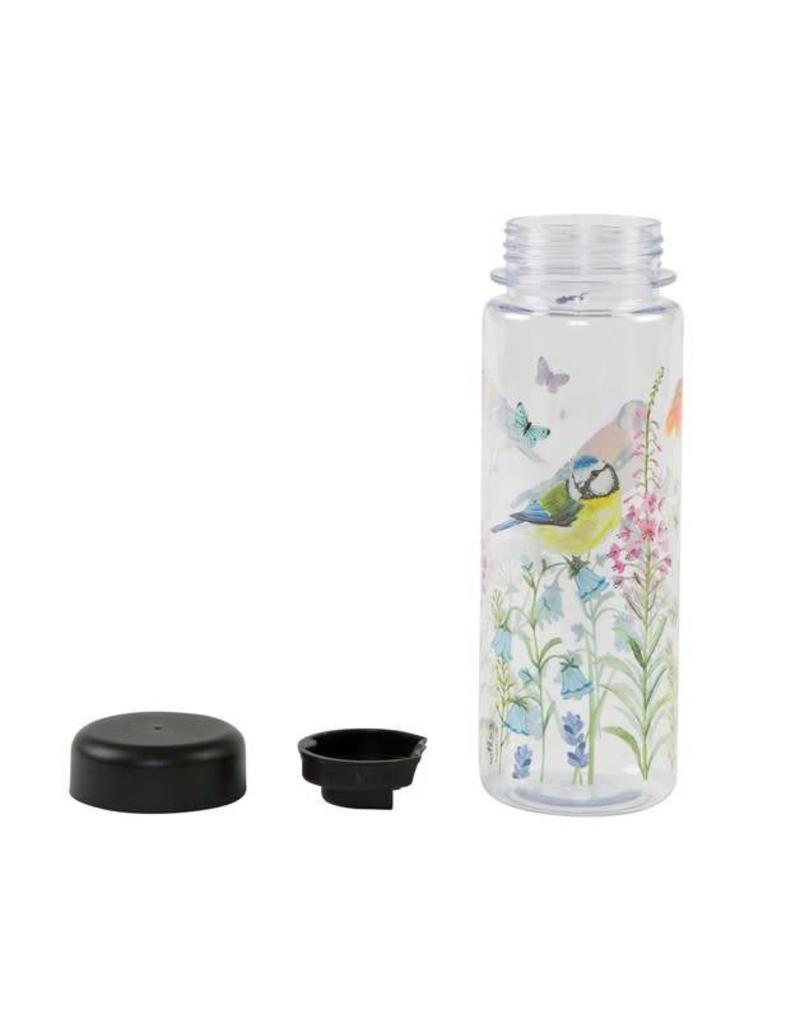 Sass & Belle Garden Birds Water Bottle