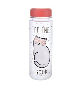 Sass & Belle Feline Good Water Bottle