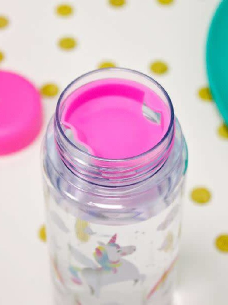 Rainbow Unicorn Water Bottle