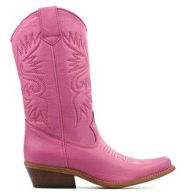 DWRS Cowboy Boots Fuchsia