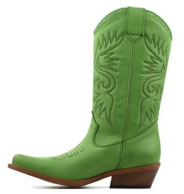 DWRS Cowboy Boots Green size 36