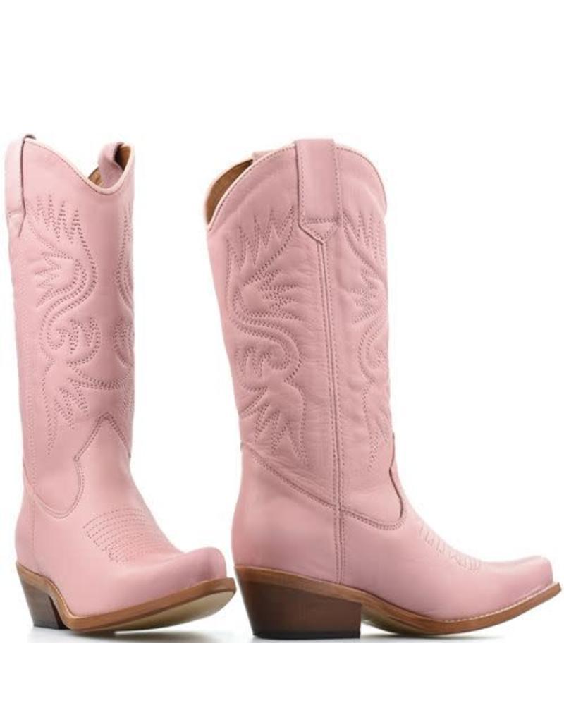 DWRS Cowboy Boots Pink
