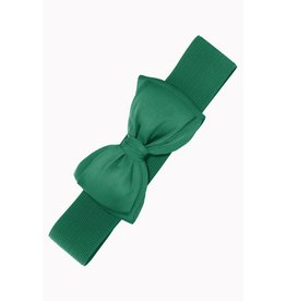 Bow Belt - green