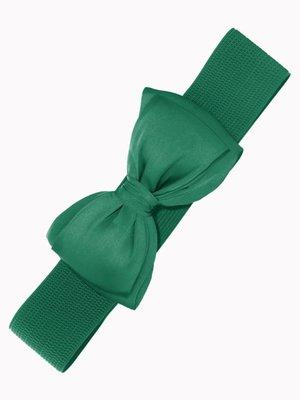 Bow Belt - green
