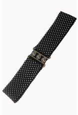 Banned Jamie Lee belt - Polka Dot