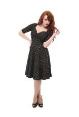 Collectif Trixie Atomic Star Doll Dress