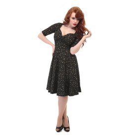 Collectif Trixie Atomic Star Doll Dress