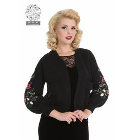 Hearts & Roses Eternity Rose Cardigan