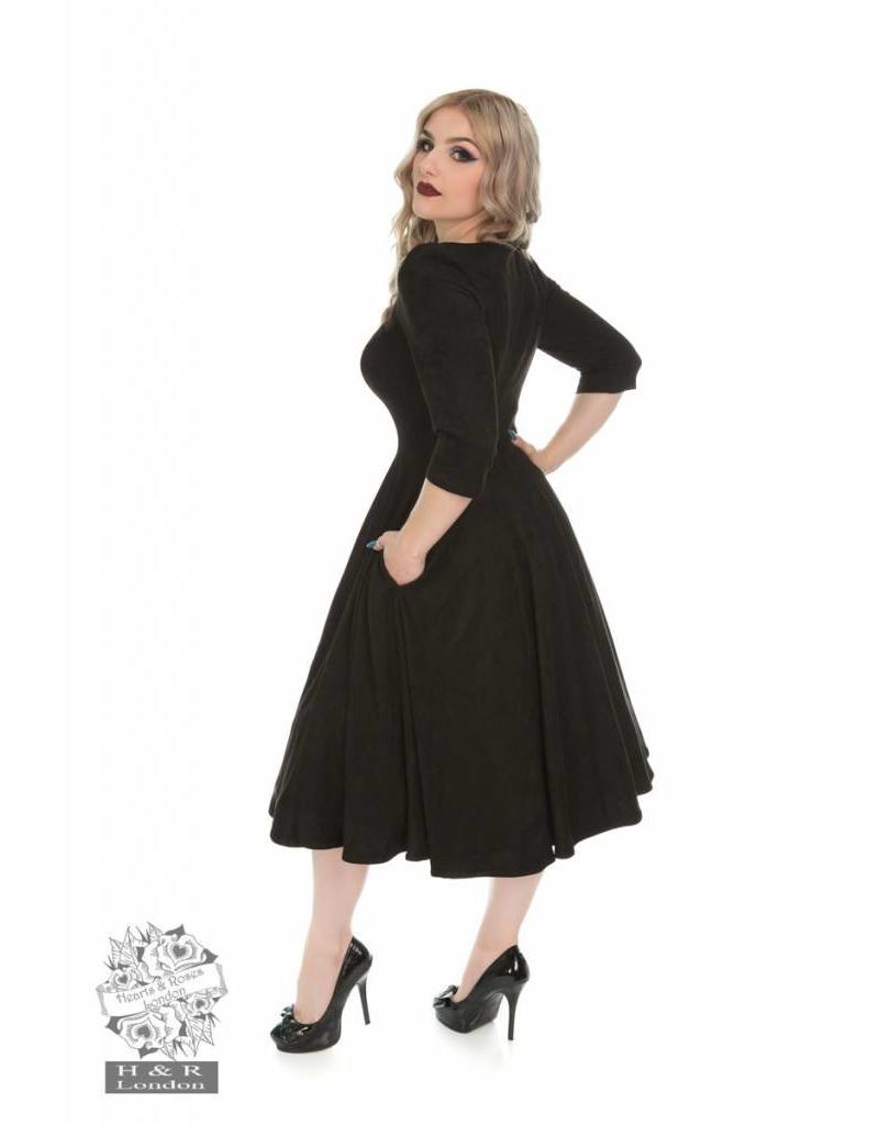 Wendy Dress in Black