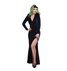 Collectif Lexie Velvet Maxi Dress
