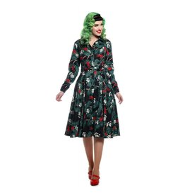 Collectif Mara Wild Berries Swing-jurk