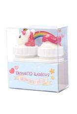 Unicorn contact lens holder