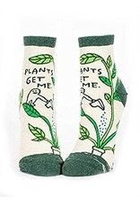 Blue Q Plants get me socks