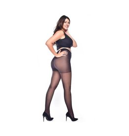 Pamela Mann Jive Seamed Curvy Super-stretch tights L-3XL