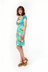 Tante Betsy Carmen Butterfly Roses dress