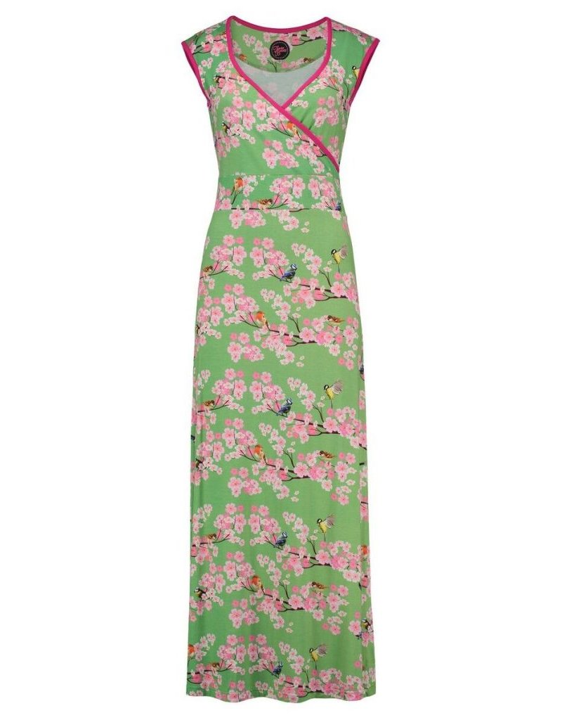 Tante Betsy Summer Cross maxi dress