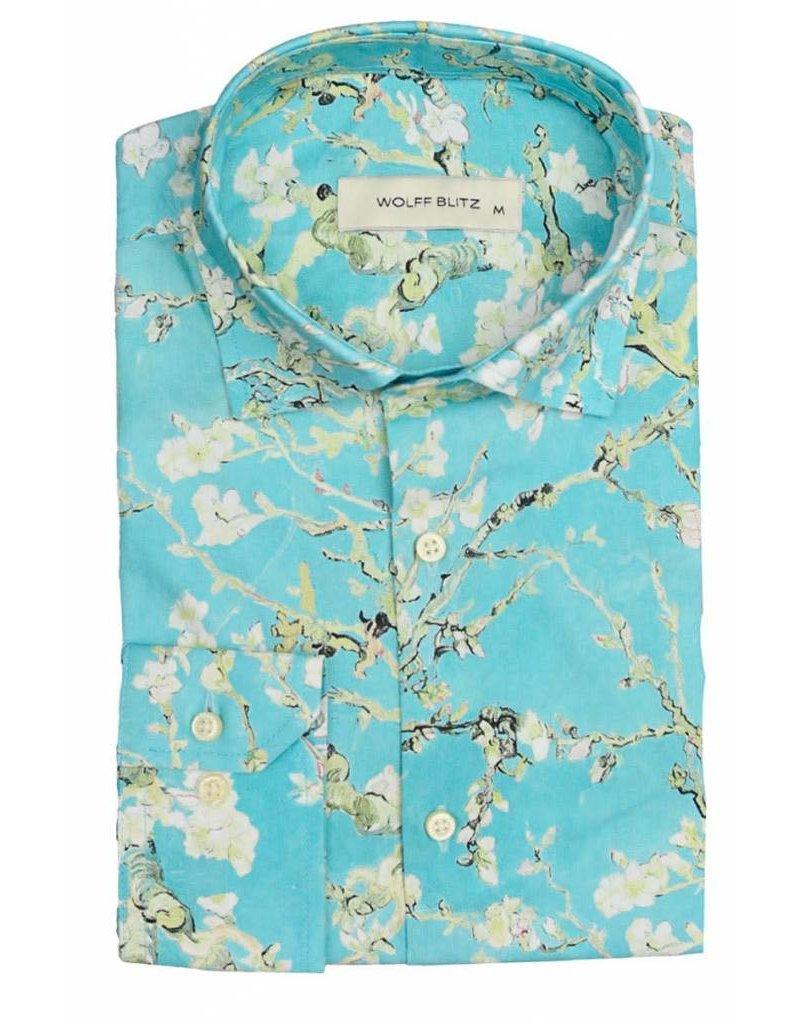 Wolff Blitz Van Gogh shirt