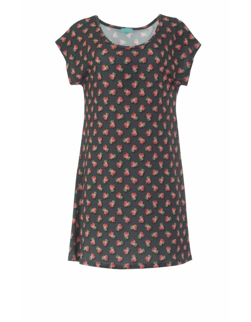 LaLaMour Sweety Dress - Charcoal