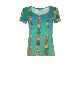 LaLaMour Shirt Garland - sea