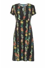 LaLaMour High neck dress Garland
