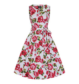 Hearts & Roses Sweet Rose Swing Dress