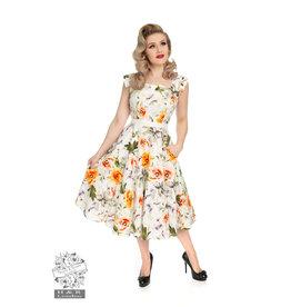 Hearts & Roses Primrose Swing Dress