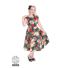 Hearts & Roses Vintage Roses Dress