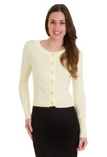 Banned Dolly Cardigan - Yellow