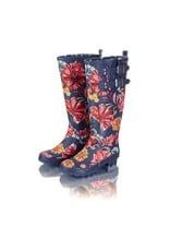 Ruby Shoo Rainboots Esme - Coral
